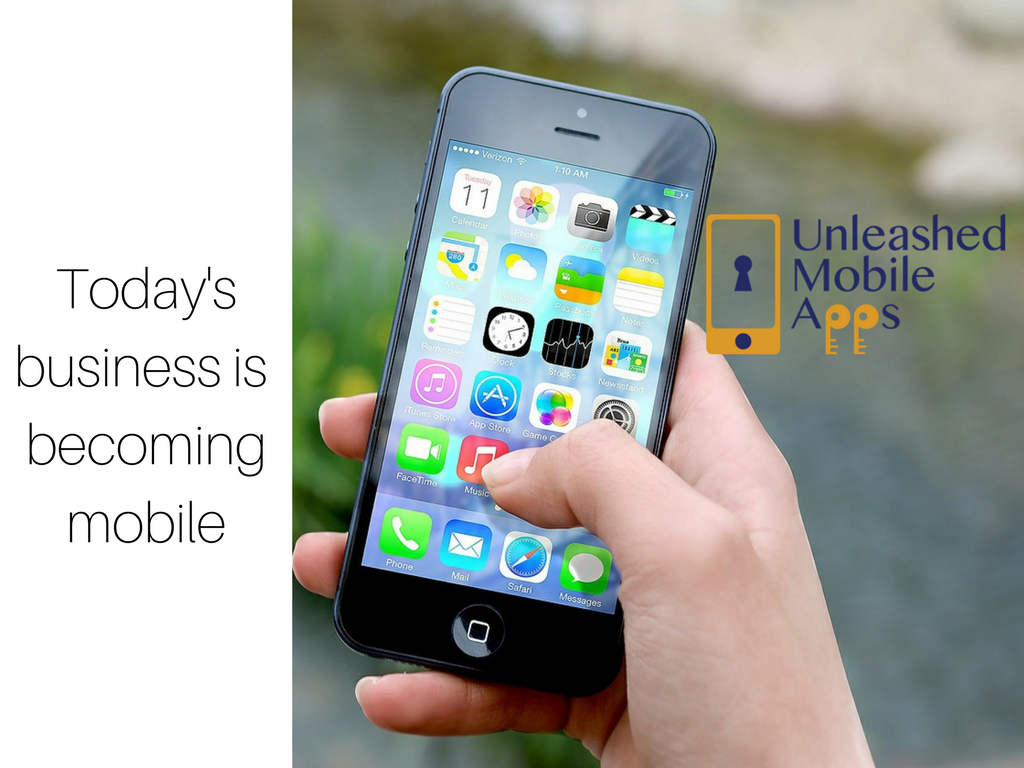 mobile apps are essential for all businesses