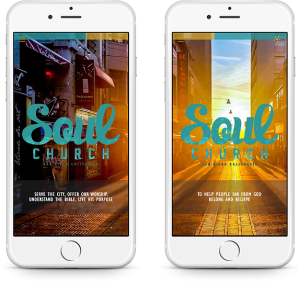 Get a mobile app for your church or non-profit