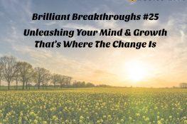 Understanding that change is inevitable in biz is essential