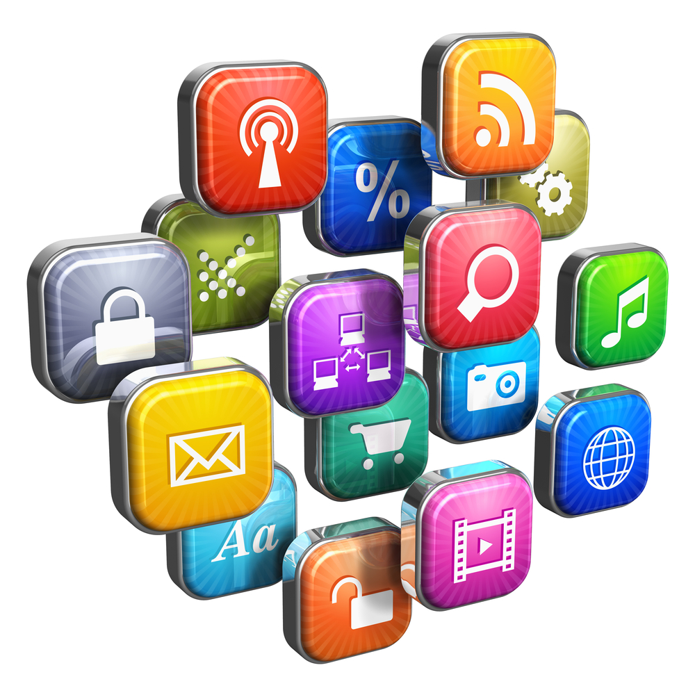 Mobile apps provide different things for your website