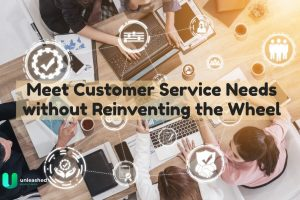 Learn how to meet your client demands without reinventing the wheel