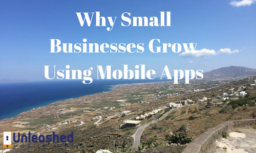 See how mobile apps help small businesses grow