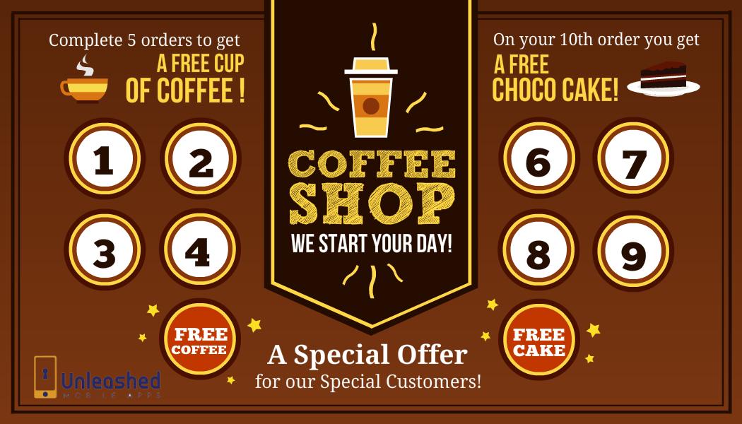 Use loyalty cards to reward your loyal customers - digitally