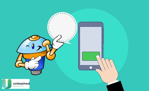 mobile apps and chatbots are the way of the future, get on board
